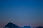 Comet PanSTARRS on March 11, 2013 from Tucson, AZ